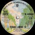 Teenage lament '74 / Hard hearted Alice - UK - A
