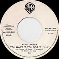 You want it, you got it / Romance (Bim) - Italy - Juke Box - A