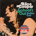 School's Out / Gutter Cat - Germany - 2nd version - Back