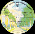 Teenage Lament '74 / Hard Hearted Alice - South Africa - A