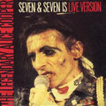 Seven and seven is (live) / Generation landslide (live) - UK - Front