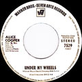 Under my Wheels / Desperado - Philippines - Promo - A