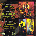 Cold Ethyl (live) / Ballad of Dwight Fry (live) - Greece - Bootleg - Black Vinyl - Back