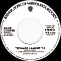 Teenage Lament '74 / Hard Hearted Alice - Philippines - PROMO - A