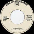 School's Out / Gutter Cat - Philippines - Promo - B