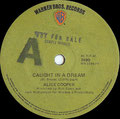 Caught in a Dream / Hallowed be my Name - Australia - PROMO A