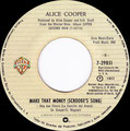 I like Girls / Make that Money (Scrooge's Song) - Guatemala - Different label - B