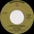 Hello hooray / Generation landslide - Italy - B