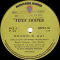 School's Out / Gutter Cat - Brazil - Radio PRO A