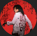 I'll bite your face off (edit) / I'll bite your face off (live) - UK - Picture Disc A
