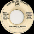Caught in a Dream / Hallowed be my Name - Philippines - Promo - B