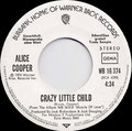 Muscle of Love / Crazy little Child - Germany - PROMO - B