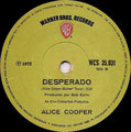 Under my Wheels / Desperado - Brazil - B