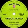 Under my Wheels / Desperado - Brazil - Promo 2 - A