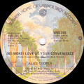 (No more) Love at your convenience / I never wrote those songs - South Africa - A