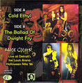 Cold Ethyl (live) / Ballad of Dwight Fry (live) - Greece - Bootleg - Splatterd Vinyl - Back