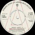 Teenage lament '74 / Hard hearted Alice - Promo - UK - A