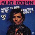 Who do you think we are / You want it, you got it - France - Front