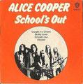 School's Out E.P. - Australia - Front