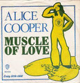 Muscle of love / Crazy little Child - Holland - Front