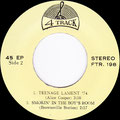 Teenage Lament '74 - EP - Thailand - B