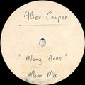 """Mary Anne - 7"""" Acetate - USA - Label"""
