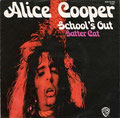 School's Out / Gutter Cat - Germany - 1st version - Back