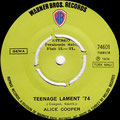 Teenage Lament '74 / Working up a sweat - Turkey - A