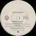 School's Out E.P. - Australia - B