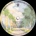School's Out E.P. - Australia - 2nd Palm Tree - A