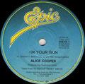 Bed of Nails / I'm your Gun - Australia - B