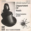 Department of youth / Cold Ethyl - Spain - Promo - Front