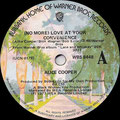 (No more) Love at your Convenience / I never wrote those songs - New zealand - A