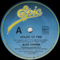 House of Fire / This Maniac's in Love with you - Australia - A