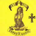 Pussy'n Booze Bootleg - Yellow - Front
