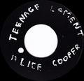 "Teenage Lament '74 - 7"" Acetate - USA - Label"