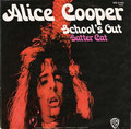School's Out / Gutter Cat - Germany - 1st version - Front