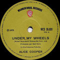 Under my Wheels / Desperado - Brazil - A