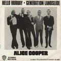 Hello Hurray / Generation Landslide - Sweden - Front