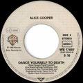 Talk talk / Dance yourself to death - Germany - B