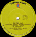 School's Out / Gutter Cat - Australia - PROMO - B