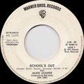 School's out / Il cavallo,l'aratro e l'uomo (I dik dik) - Italie - Juke Box - A