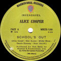 School's Out / Gutter Cat - Brazil - PROMO A