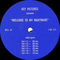 Welcome to my Nightmare - Radio Spots - USA - A