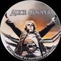 Poison (live) / Hey Stoopid (Live) - Bootleg Picture Disc - Greece - A