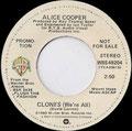 Clones (We're all) / Model Citizen - USA - Promo - B