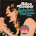 School's Out / Gutter Cat - Germany - 2nd version - Front