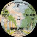 Teenage Lament '74 / Hard Hearted Alice - A