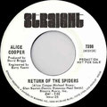 Shoe Salesman / Return of the Spiders - USA - STRAIGHT PROMO - B
