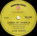 Under my Wheels / Desperado - Brazil - Promo 1 - A